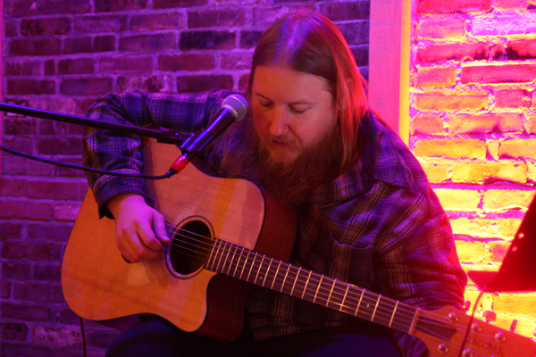 An Amazing Night of Music at Parker Pie with Seth Yacovone