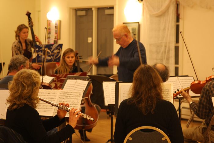 Newport Area Community Orchestra kicks back into gear with fall rehearsals