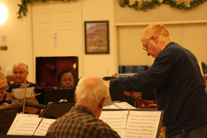 Newport Area Community Orchestra Tuning Up For Fall Concert
