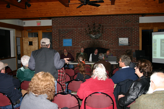 Vermont Transportation Board Gets in Touch with Public at Hearing in Newport