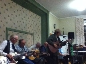 Derby Line Village Hall Music