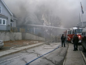 Newport Vermont Fire