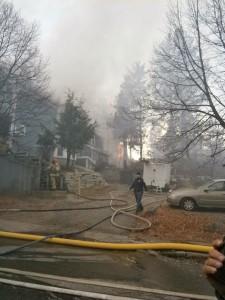 Newport Vermont Fire 2