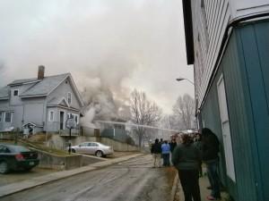 Newport Fire Vermont