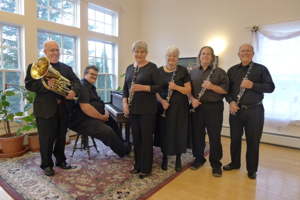 photPiano Sextet Newport Area Community Orchestra