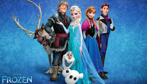 movie Review Disney's Frozen