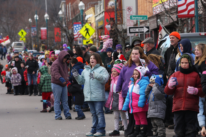 Newport Vermont Santa Festival 1
