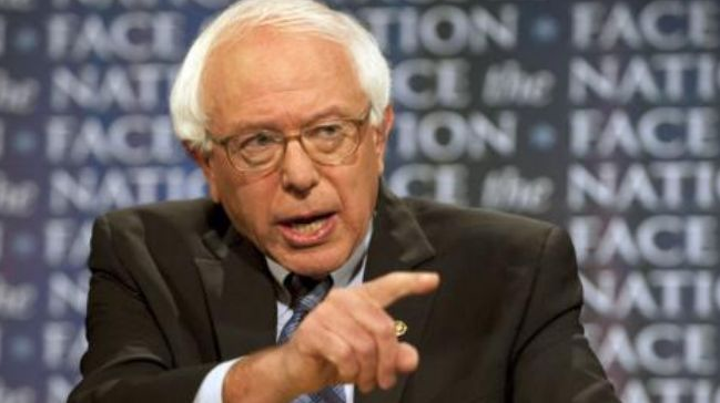 U.S. Senator Bernie Sanders of Vermont Asks NSA if They Are Spying on Members of Congress