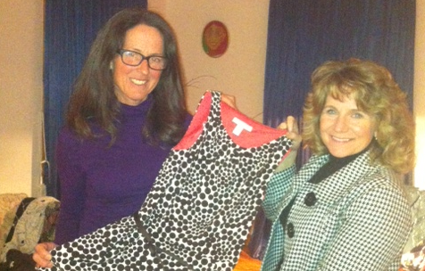 I Heart Newport Collects Clothing for Lyndon State College Graduates