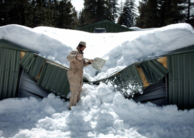 Vermonters Urged To Check Snow Loads On Roofs