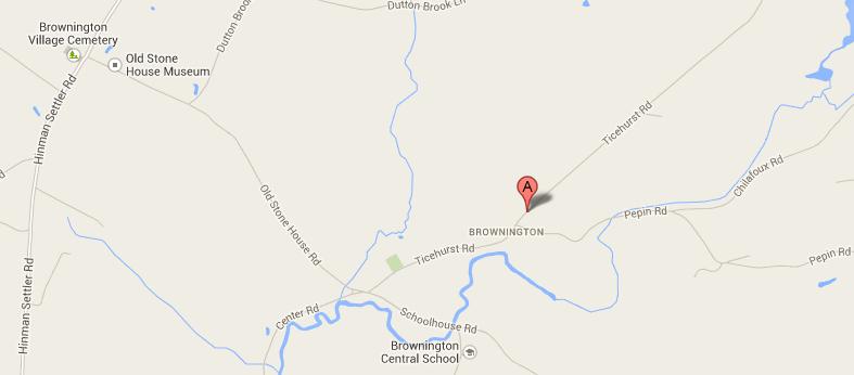 fire brownington vermont
