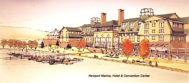 Marina Hotel and COnvention Center Newport Vermont deal off