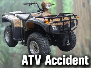 Coventry man in intensive care after ATV crash
