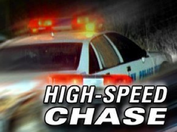 High-speed police chase Sunday night in Irasburg and Lowell