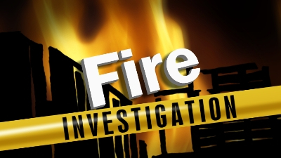 Fire at camp in Brownington under investigation