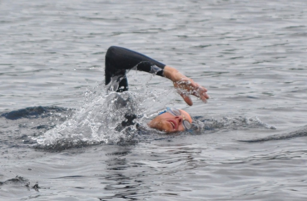 open water swimming lake memphremagog vermont newport 3