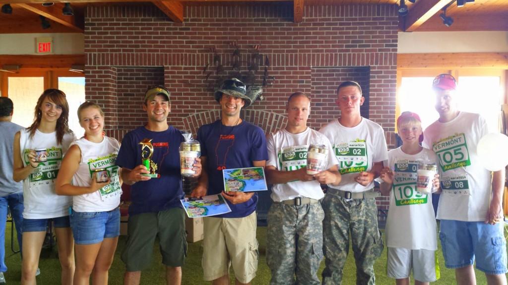 VT Route 105 Amazing Race Challenge Newport  1