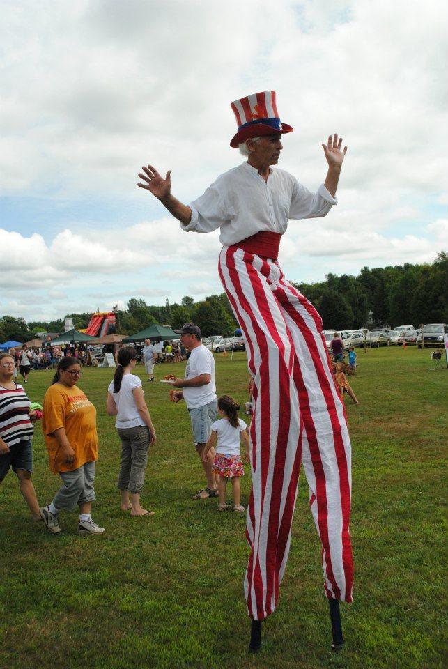 Derby Line Vermont Community Day