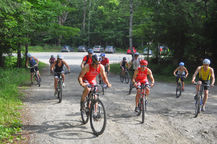 Willoughby Triathlon Westmore Vermont