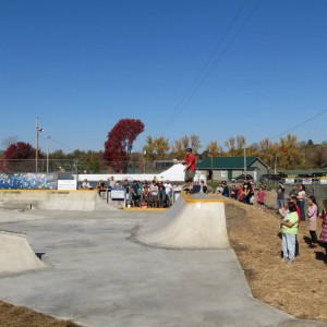 Newport Skate Park Vermont