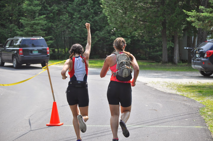 Kingdom Triathlon Vermont 5