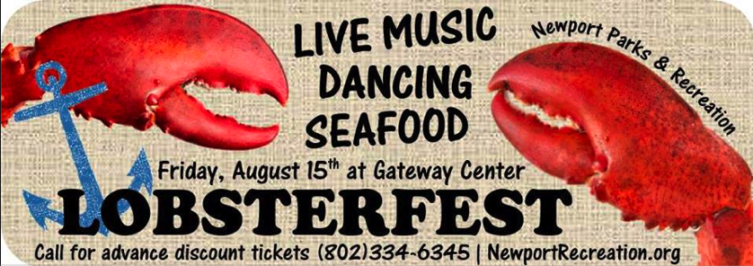 lobsterfest newport vermont