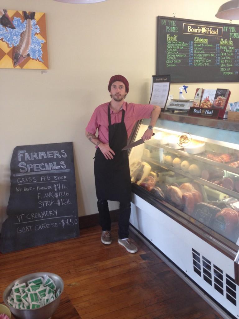 Dustin Smith of Derby opens deli in Barre Vermont