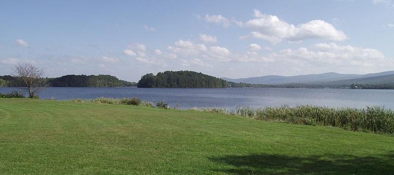 Island Pond Vermont Walleye