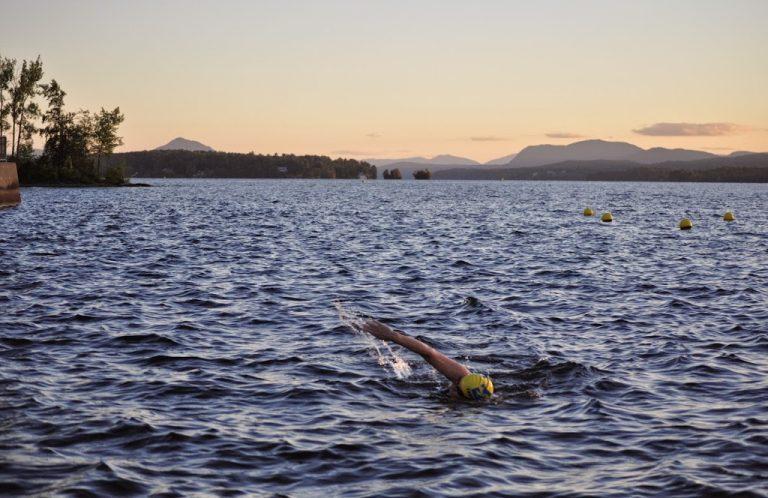Three swim the 25 mile length of Lake Memphremagog