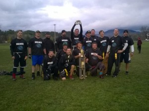 "Winners of the 2nd annual Hunger Bowl, ""Boys and Girls Club of the Northeast Kingdom."