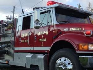 dl fire truck