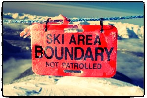 out of bounds jay peak vermont