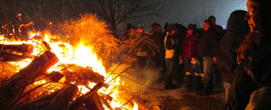 Winterfest Newport Vermont