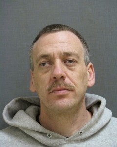 Police say that Mark Higgins was captured in Newport on Friday. Photo courtesy of the Vermont State Police.