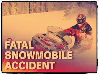 Woman killed after snowmobile crash in Essex County