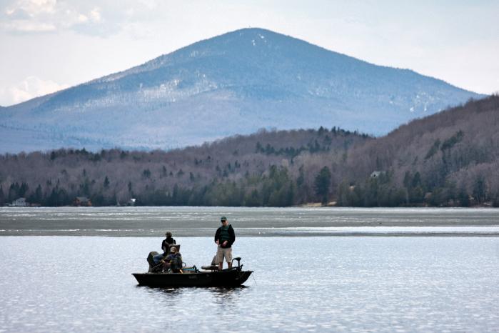 Photo taken at Lake Seymour, by Tanya Muller.