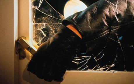 Police investigating burglary in Lowell