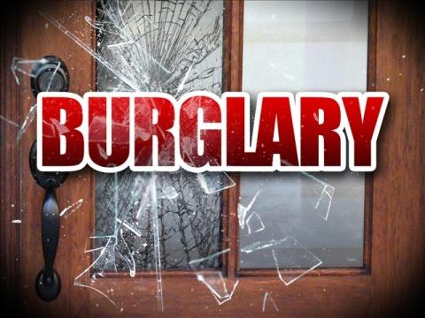 Home in Glover burglarized