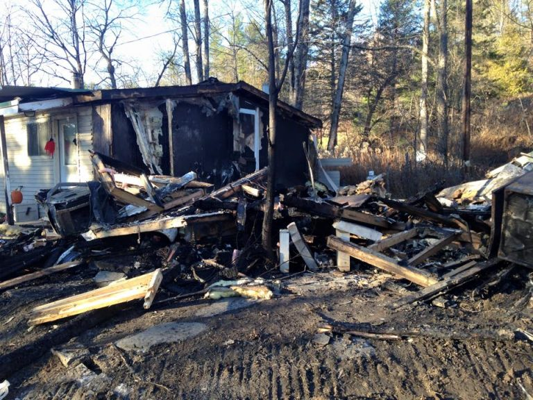 Wheelock man severely burned in fire, police search for man wanted for questioning
