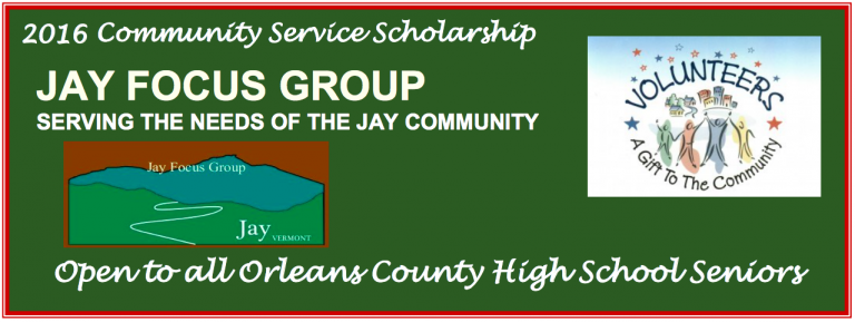 $500 scholarship offered for high school senior from Orleans County