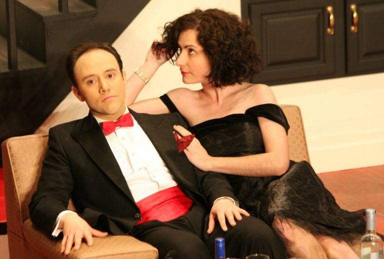 """""""Rumors"""" keeps audiences laughing during QNEK's opening weekend at the Haskell"""