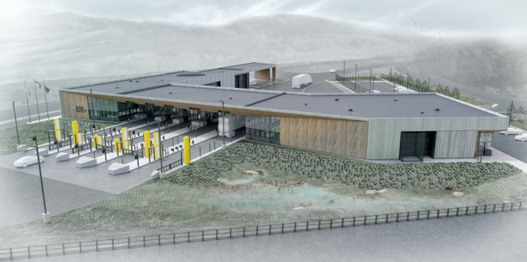 Derby Line Port of Entry to get extreme makeover this summer