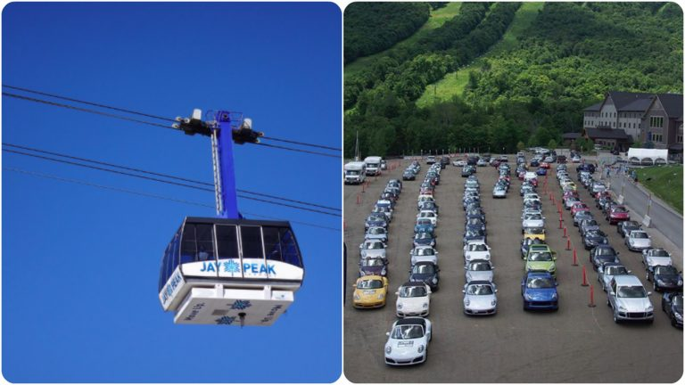 Jay Peak tram allowed to reopen, closes out Porsche Parade