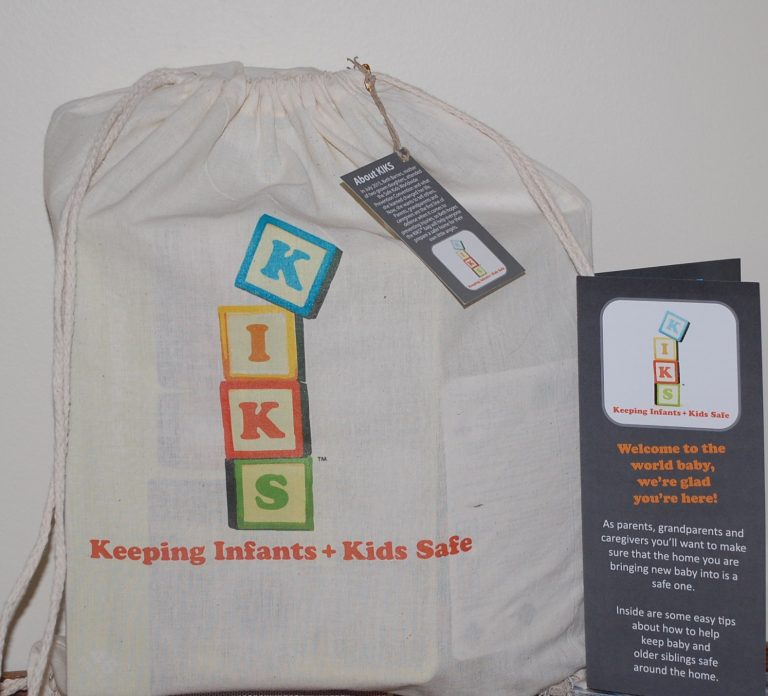New product born in Newport looks to make homes safer for kids