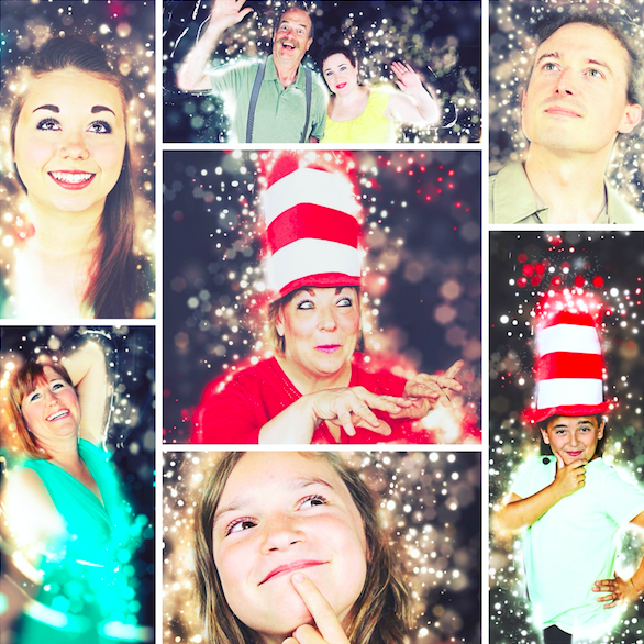 QNEK Productions Presents SEUSSICAL starting July 21