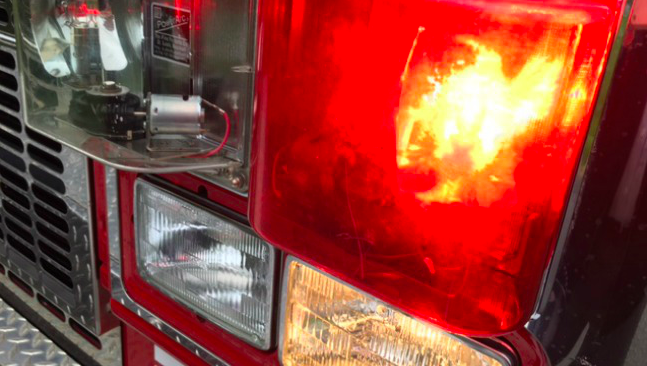Extreme cold causes fire trucks to freeze up fighting West Burke house fire