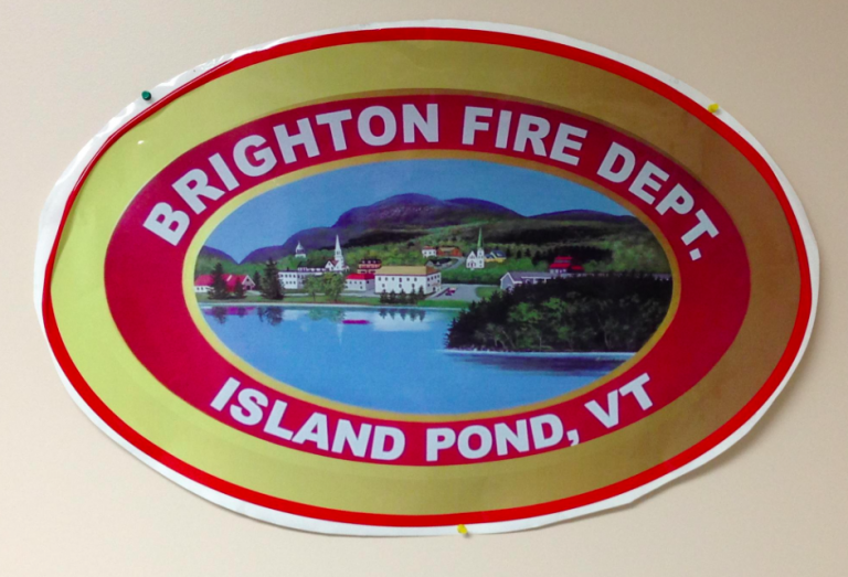 Brighton Assistant Fire Chief commended for helping save family from trailer fire