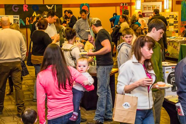 Green Mountain Farm-to-School hosts 10th Annual Taste of the Kingdom