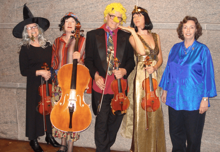 Free Vermont Symphony Orchestra Halloween concert coming to Haskell Opera House