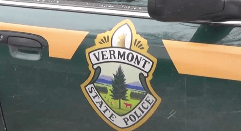 Police cruiser involved in Lowell crash